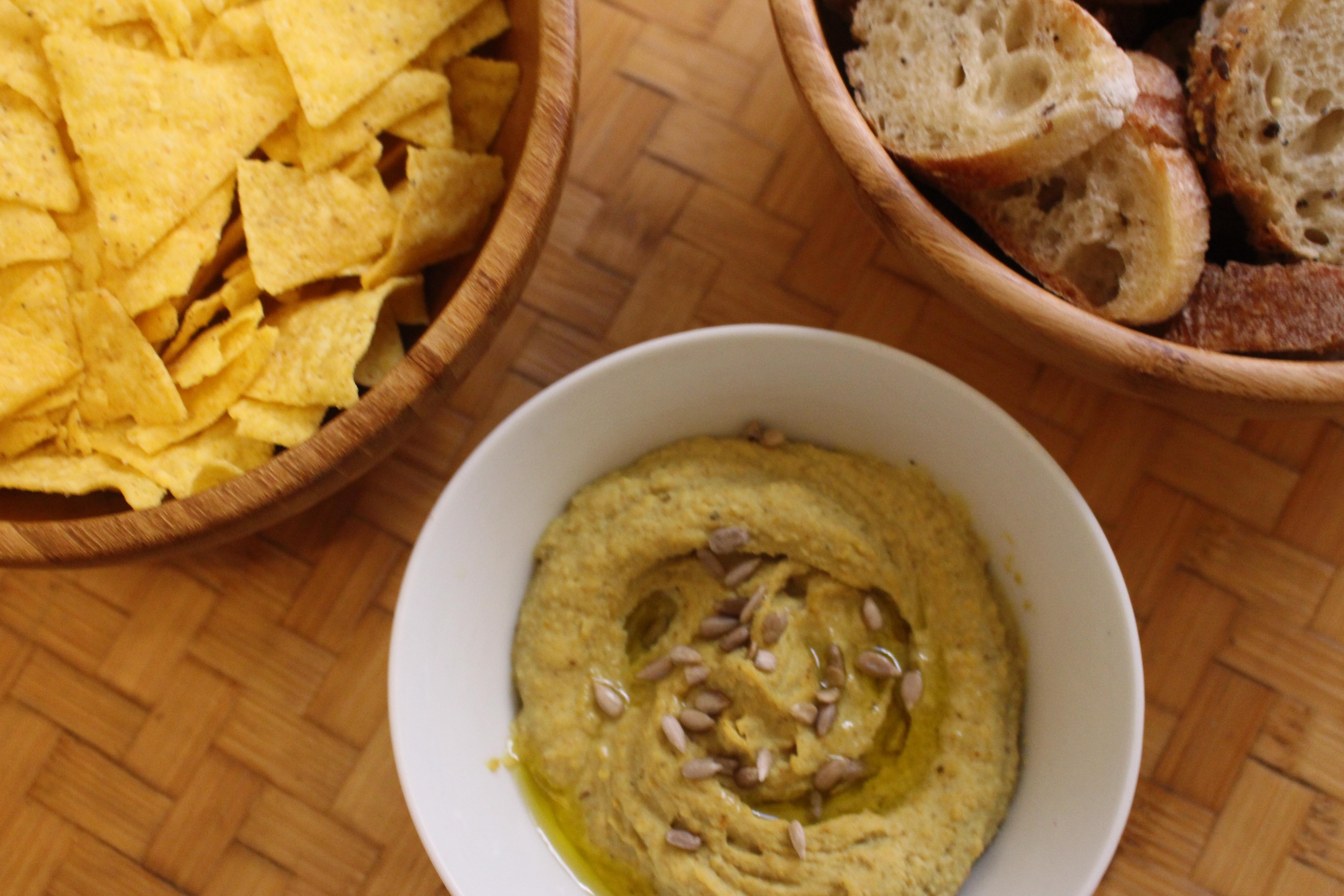 Le houmous (Humus) Libanais