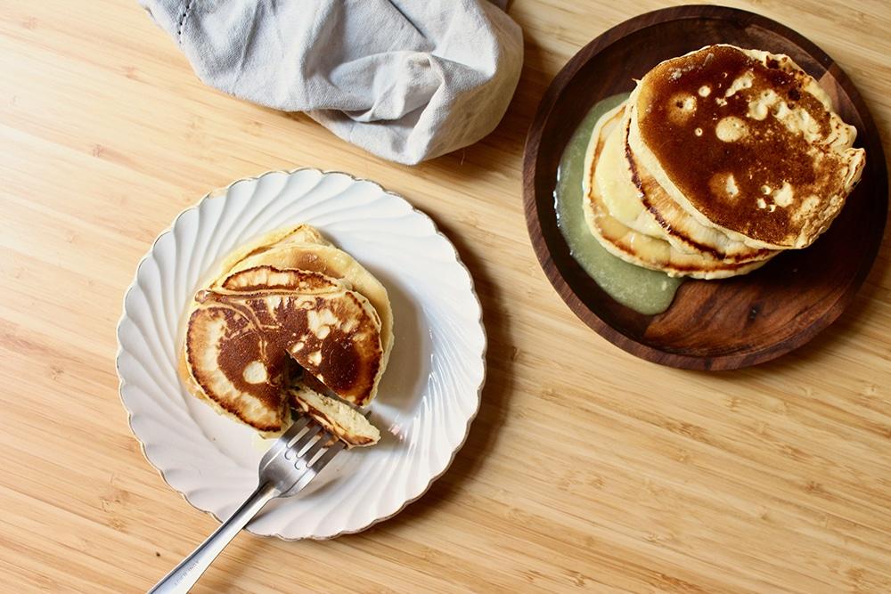 Pancake vegan facile et rapide