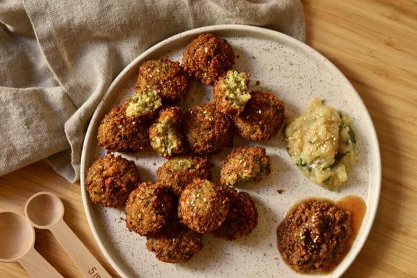 falafel-vegan-recette-boulette