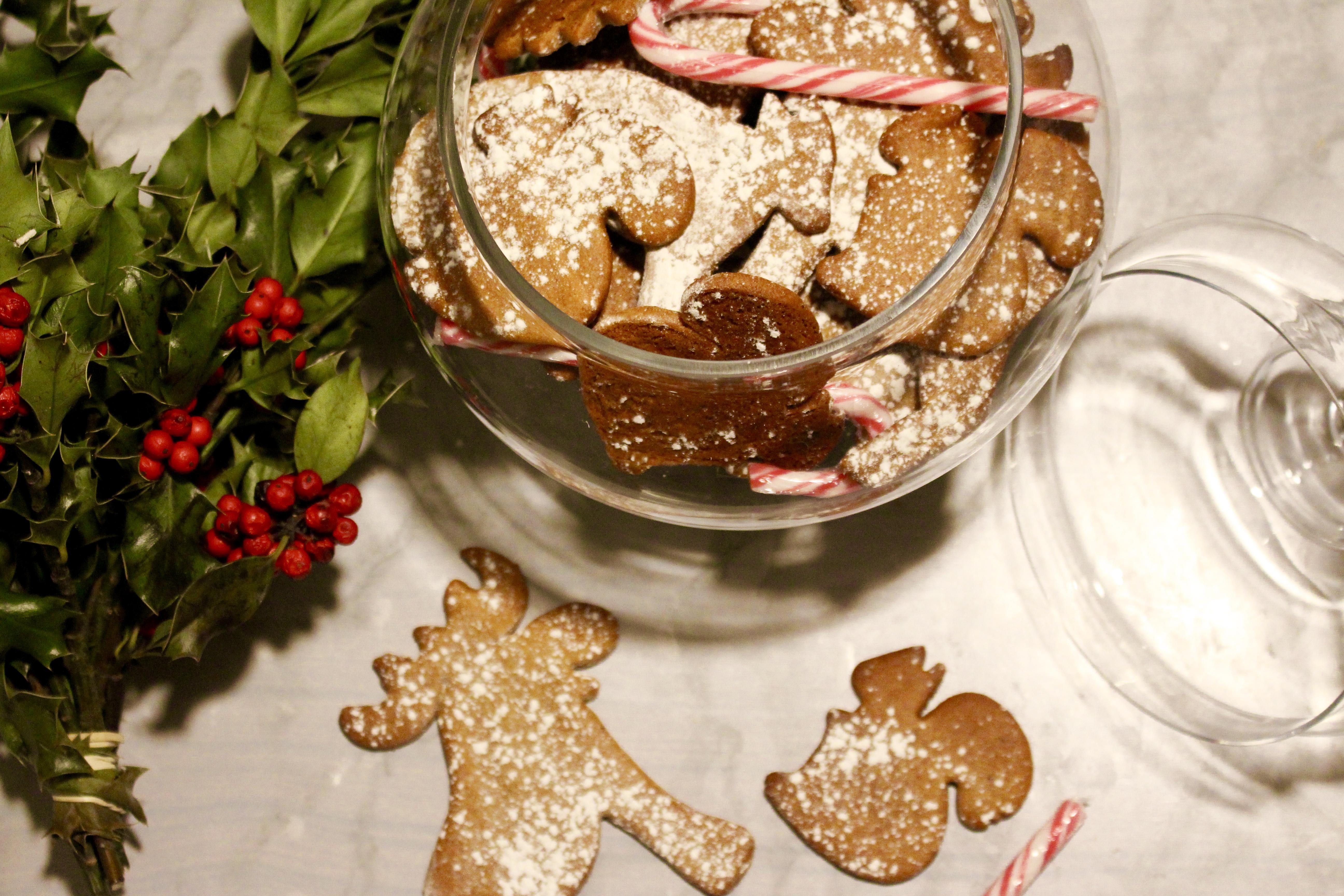 Biscuits vegan aux épices de Noël (zimtsterne)