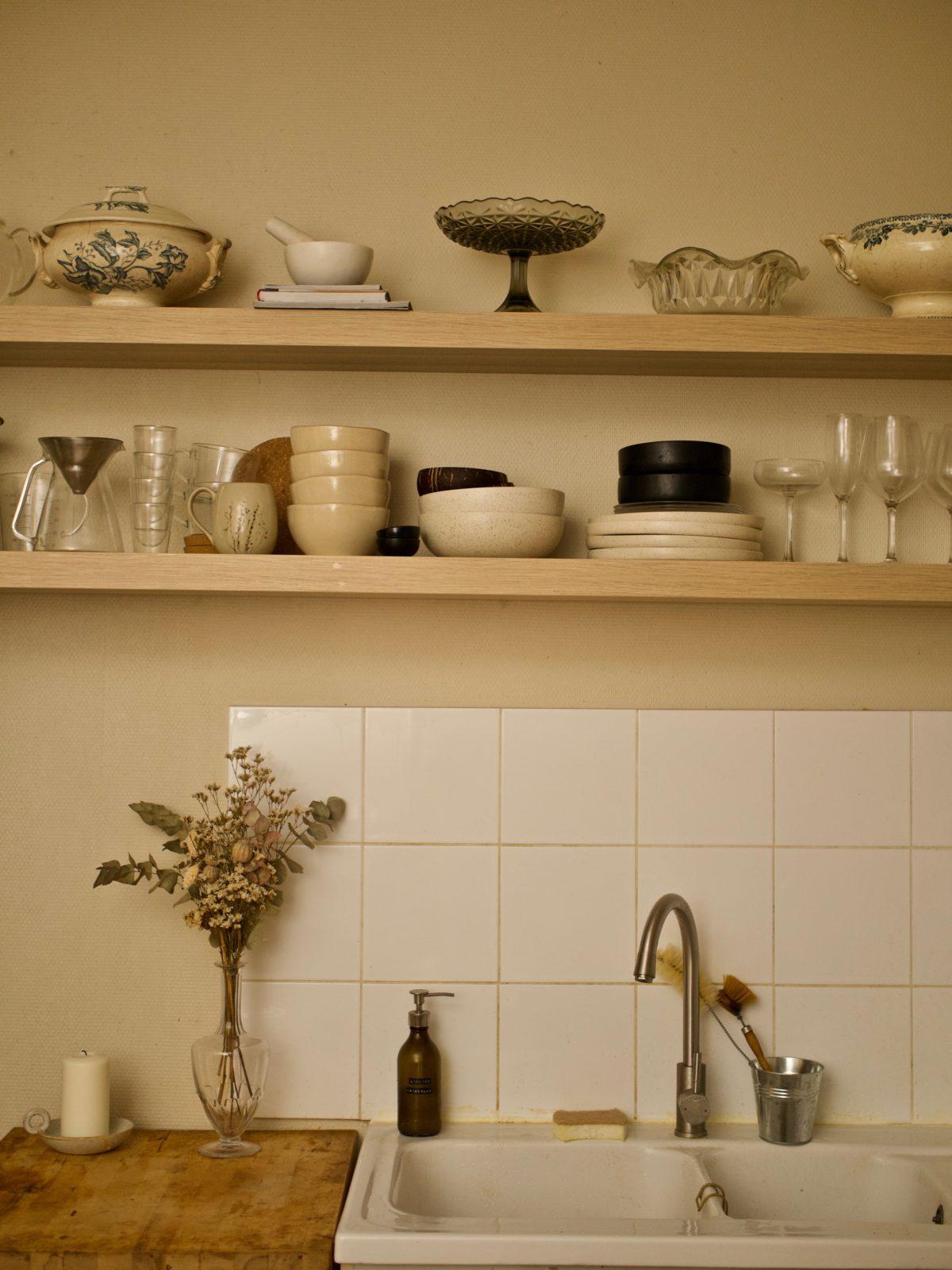 Comment avoir une cuisine slow et minimaliste ?