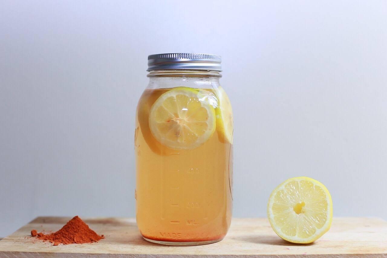 Janvier : je fais une cure de citron