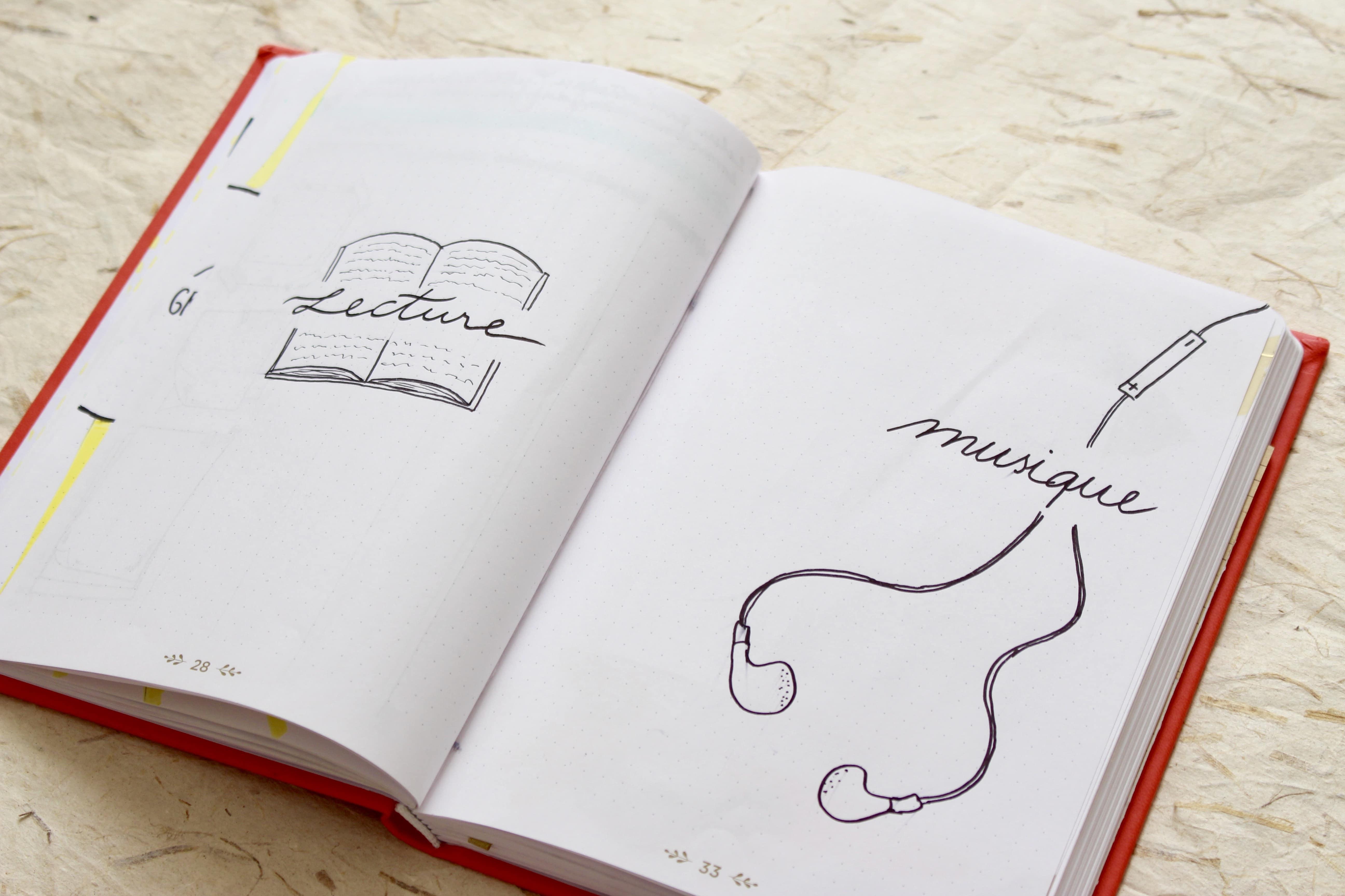 bullet-journal-exemple-musique-livre