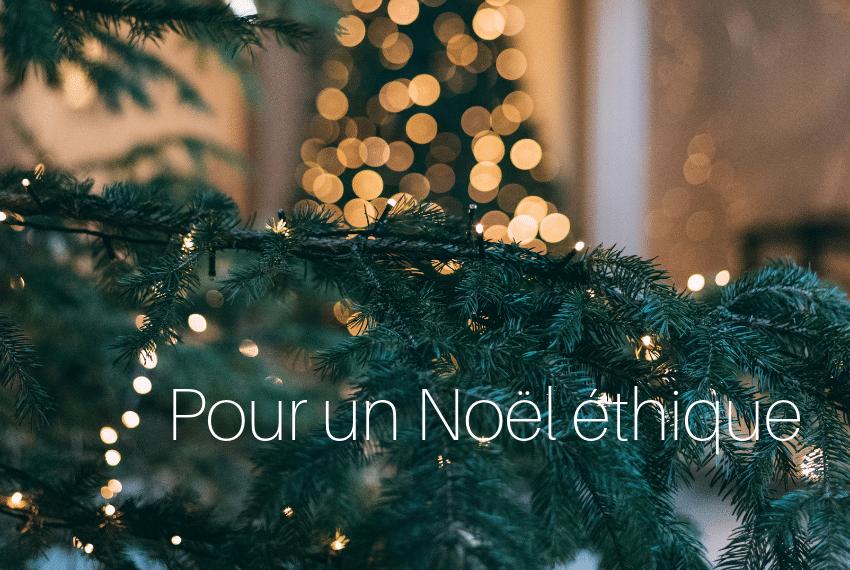 70 idées de cadeaux de Noël éthiques et écologiques