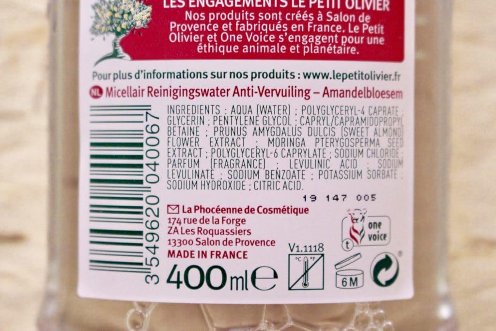 le-petit-olivier-composition