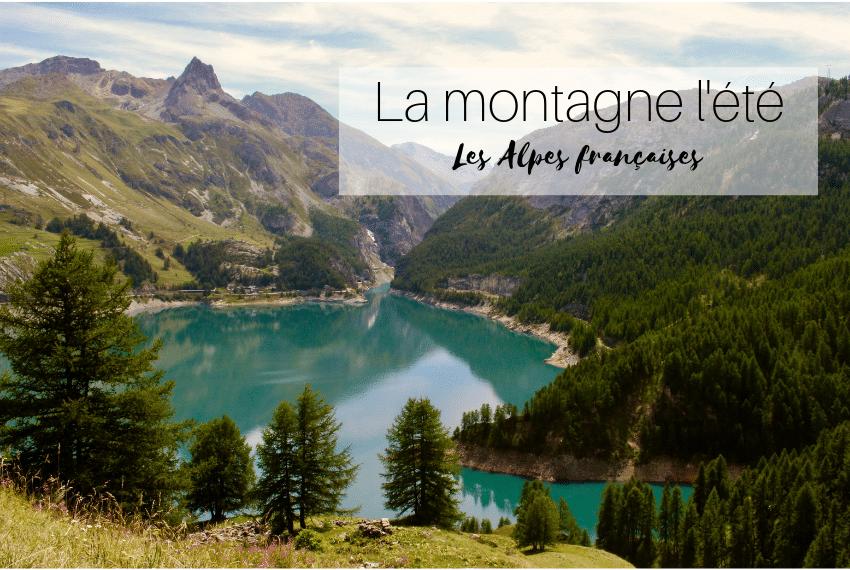 Carnet de voyage : Vacances d'été à la montagne