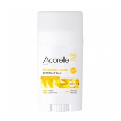 Acorelle-Déodorant baume ylang & palmarosa