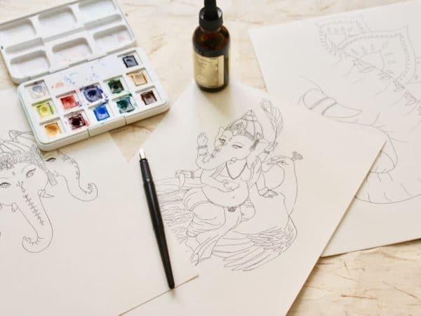 chakra-couleur-dessin-laptitenoisette-illustratrice