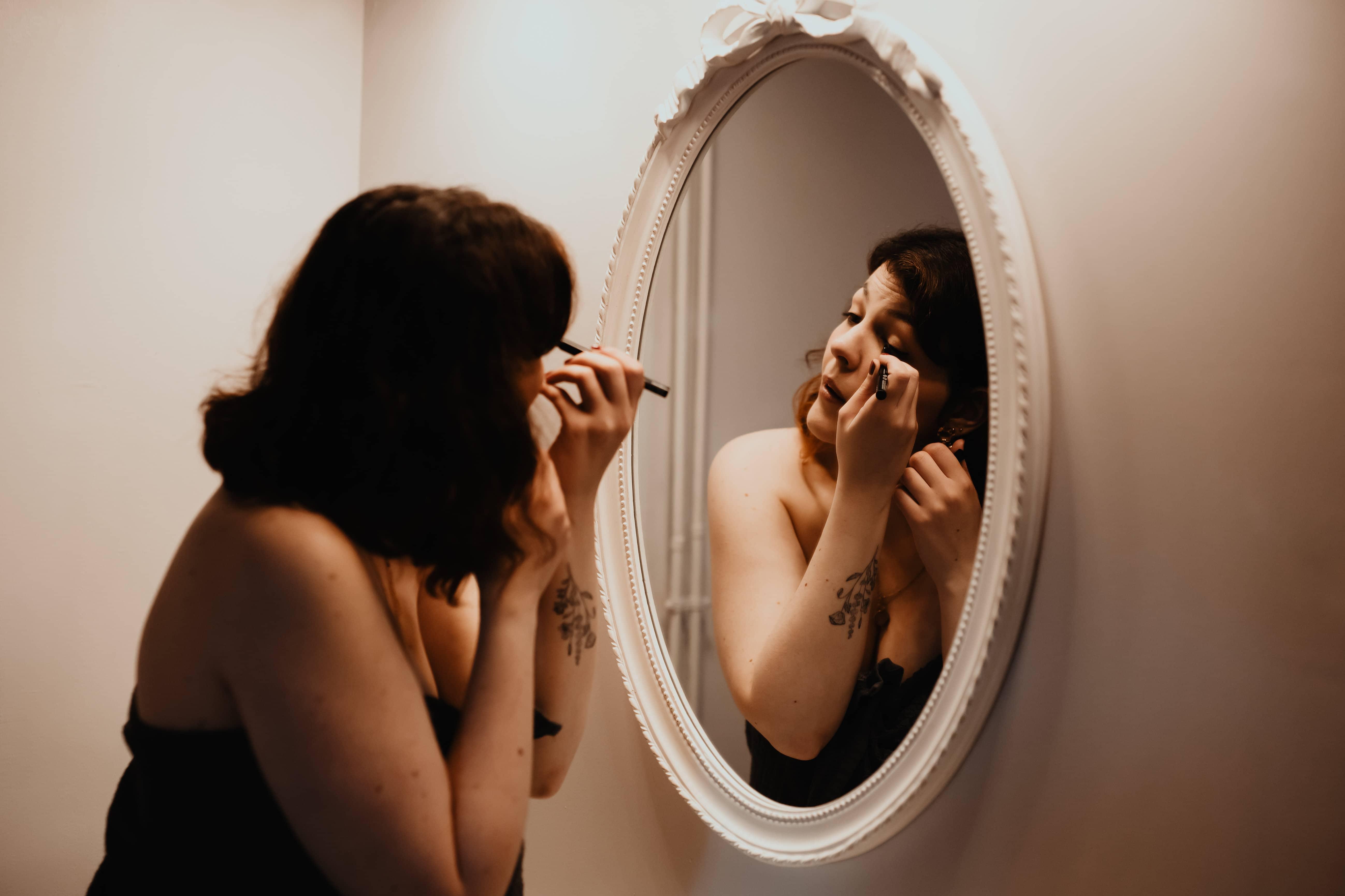 Maquillage de mariage naturel vegan et cruelty-free : produits, routine et conseils