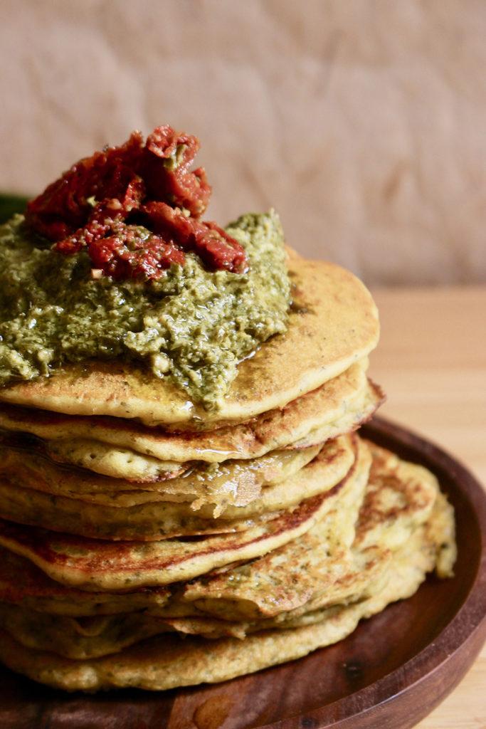 pancake-sale-vegan-facile-rapide-sans-oeuf