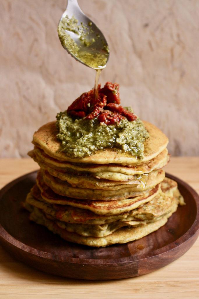 pancakes-vegan-facile