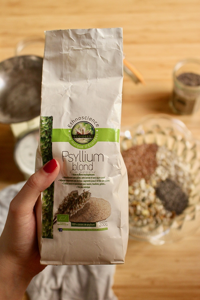 psyllium-recette