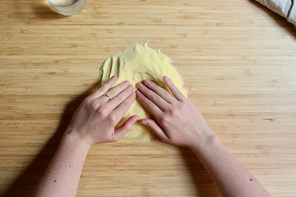 semoule-blé-dur-pâtes-maison-vegan
