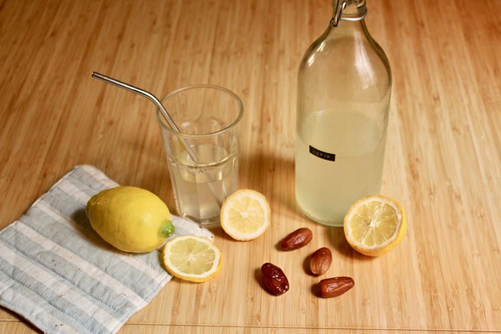 La boisson de kéfir de fruit facile : recette et astuces