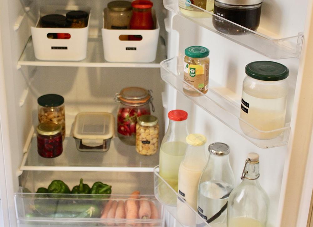 Comment bien ranger son frigo ? Astuces cuisine minimaliste