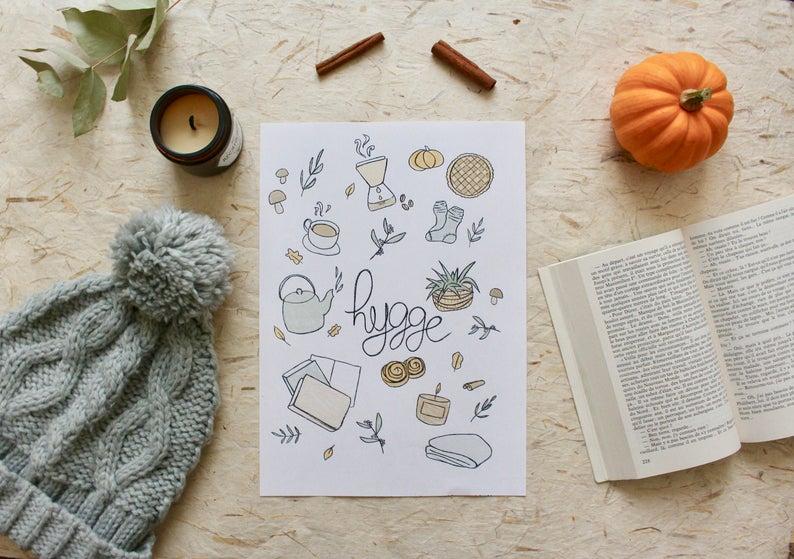 hygge-affiche-illustratrice-freelance-laptitenoisette